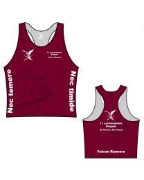 Falcon Runners Apex Marathon Singlet Man