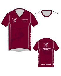 Falcon Runners CS APEX Shirt korte Mouw Man