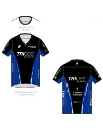 Trioss APEX Shirt Korte Mouw Man