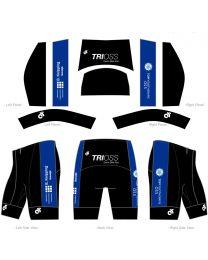 Trioss LYCRA Training Broek / Short