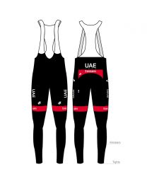 UAE Emirates 2019 TECH FLEECE Bib Tight
