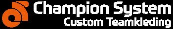 Champion System custom teamkleding