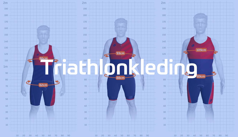 Maathulp Triathlonkleding