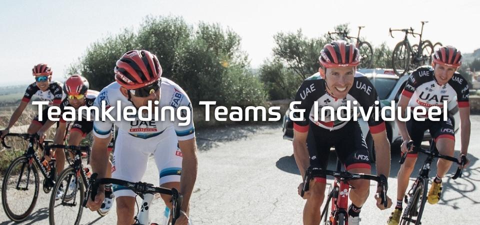 Teamkleding voor Teams en individu